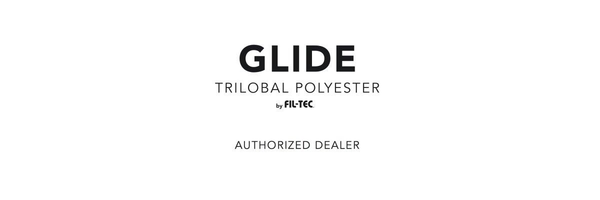Stefanie´s Stoffzauber ist jetzt ein offizieller Glide Garn Dealer - Glide Garn