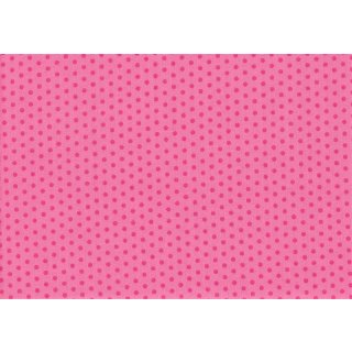 Spot On Rosa kl. Punkte Bubble Gum