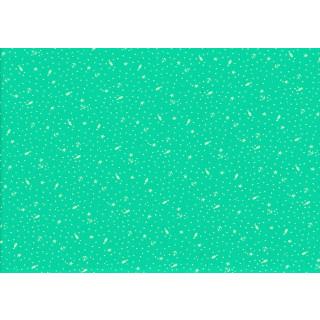 Tula Pink Zuma Seaglass Glitter Litter Neon