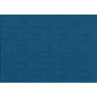 Linen Texture Basic Blau Marine Blue