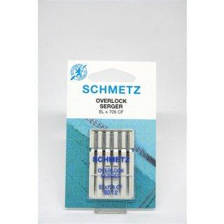 Overlock Nadeln ELx705 CF 80/12 Schmetz