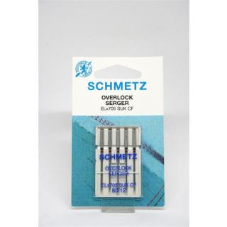 Overlock Nadeln ELx705 SUK CF 80/12 Schmetz Jersey