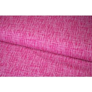 Baumwolljersey Jersey Pink Vera Criss Cross