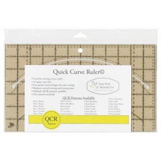 QCR Quick Curve Ruler - Sew Kind of Wonderful