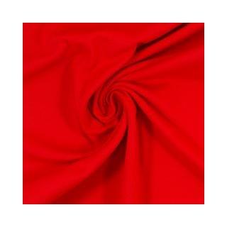 Bündchen Strickschlauch Heike Glatt Rot