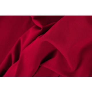Bündchen Strickschlauch Heike Glatt Rot Burgundy