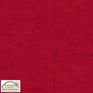 Quilters Basic Melange Rot 409