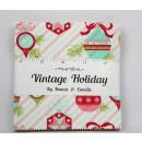 Charm Pack Vintage Holiday Moda Precut