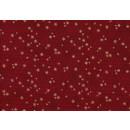 Weihnachten Christmas Wonders Sterne Rot Gold 407