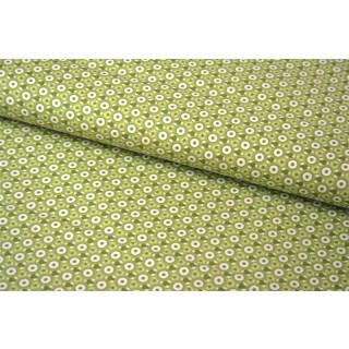 Basic Grün Green Sage Circle Knot