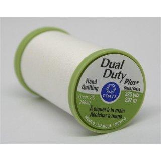 Dual Duty Hand Quilting 325yds 297m Weiß