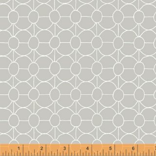 Good Vibes Only Sassafras Lane Design Shayla Wolf  51107-20 Grau Shadow