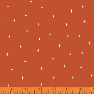 Good Vibes Only Sassafras Lane Design Shayla Wolf  51106-16 Crimson