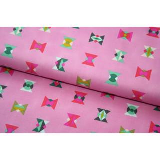 Tula Pink Spirit Animal Arrowheads Star Light