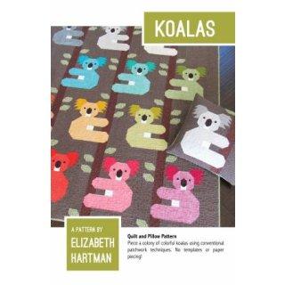 Koalas Pattern Schnittmuster Elizabeth Hartman