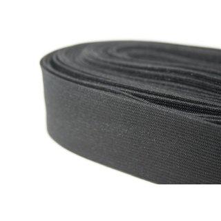Gummiband Schwarz 40mm breit