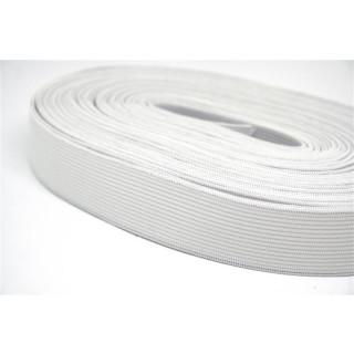 Gummiband Weiß 25mm breit