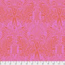 Tula Pink HomeMade Getting Snippy in Morning PWTP141 Pink