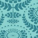 Tilda LazyDays Phoebe Emerald  Quilt Collection