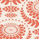 Tilda LazyDays Phoebe Ginger  Quilt Collection Orange