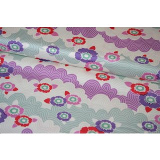 Tilda LazyDays Frances Lilac  Quilt Collection Lila