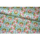 Tilda LazyDays Mildred Green  Quilt Collection Grün