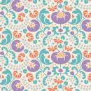 Tilda LazyDays Mildred Lilac Quilt Collection Lila