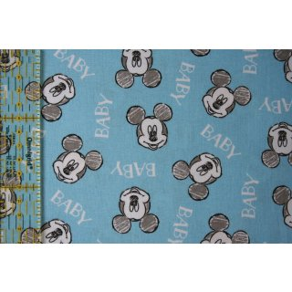 Disney Mickey Mouse Baby Blue Oh Boy