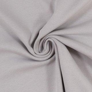 Bündchen Strickschlauch Heike Glatt Grau Grey