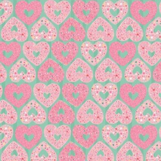 Summerlicious Donats Hearts by Lucie Crovatto Sommer