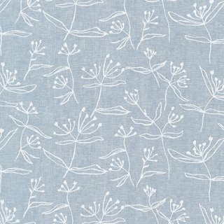 Driftless by Anna Grahmam Noodlehead Cambray Pusteblume Blau #407