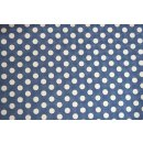Medium Dots Basic Collection Night Blue Blau/ Blau Tilda