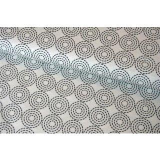 Dream Basic Stitch Circle Weiß Schwarz #3