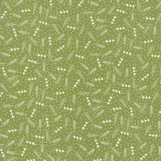 Weihnachten The Christmas Card Bäume Grün Basic Green