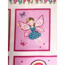 Daydream Unicorn Fairy Einhorn  Fee Regenbogen Panel 60cm