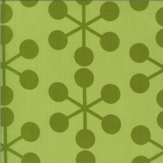 Quotation Asterik Pistachio Light Green #22 Zen Chic Brigitte Heitland