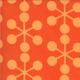 Quotation Asterik Cementine Orange  #24 Zen Chic Brigitte Heitland