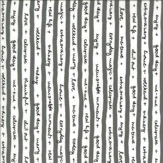 Quotation Quotes Grey Graphite #12 Zen Chic Brigitte Heitland
