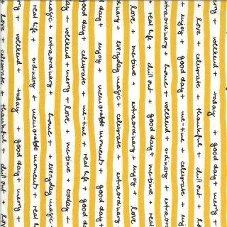 Quotation Quotes Mustard Gold #13 Zen Chic Brigitte Heitland