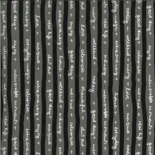 Quotation Quotes Ink Black #16 Zen Chic Brigitte Heitland