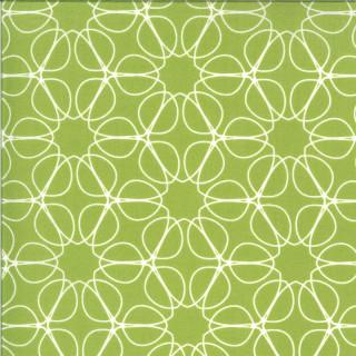 Quotation Ellipse Pistachio Light Green #19 Zen Chic Brigitte Heitland