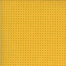 Quotation Period Punkte Mustard Gold  #18 Zen Chic...