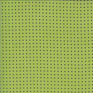 Quotation Period Punkte Pistachio Light Green  #20  Zen Chic Brigitte Heitland