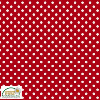 Essential Dots Punkte Red Rot 676