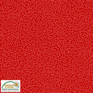 Quilters Coordinates Basic Rot Red 222