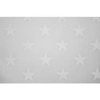 All Stars Ton in Ton Sterne  Weiß Weiß Basic #035