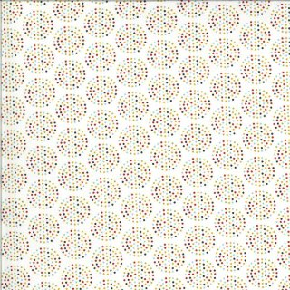 Animal Crackers Basic Dots Kreise Vanilla Multi