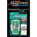 Magic Pins Stecknadeln mit Griff Grün Extra-Fine...