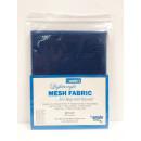 Lightweight Mesh Fabrics by Annie´s Netzstoff  Blue