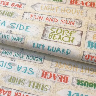 Beach Travel Word Wörter Sommer Strand